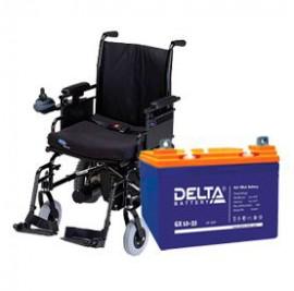Аккумуляторы для инвалидных колясок