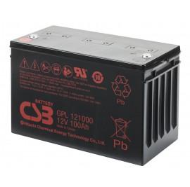 Аккумуляторы CSB серии GPL