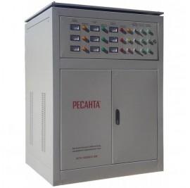 Трехфазные стабилизаторы напряжения Ресанта
